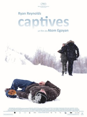The Captive (2014) DVD Release Date