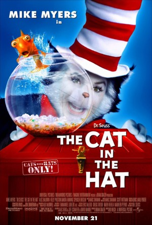 The Cat in the Hat (2003) DVD Release Date