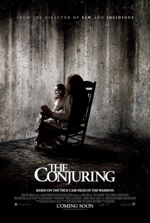 The Conjuring (2013) DVD Release Date
