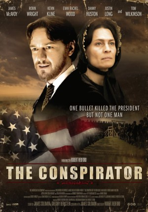 The Conspirator (2010) DVD Release Date