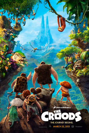 The Croods (2013) DVD Release Date