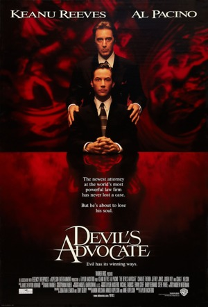The Devil's Advocate (1997) DVD Release Date