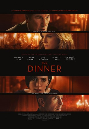 The Dinner (2017) DVD Release Date