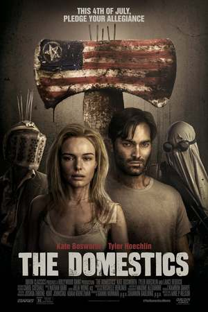 The Domestics (2018) DVD Release Date