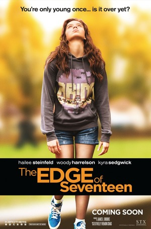 The Edge of Seventeen (2016) DVD Release Date