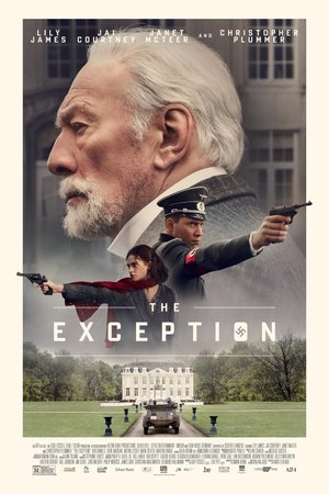 The Exception (2016) DVD Release Date