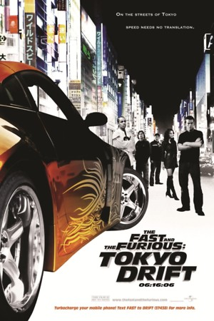 The Fast and the Furious: Tokyo Drift (2006) DVD Release Date