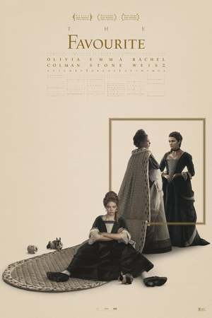 The Favourite (2018) DVD Release Date