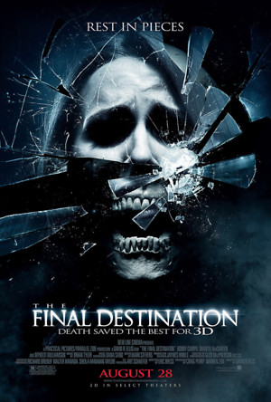 The Final Destination (2009) DVD Release Date