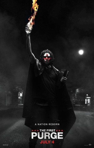 The First Purge (2018) DVD Release Date