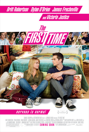 The First Time (2012) DVD Release Date