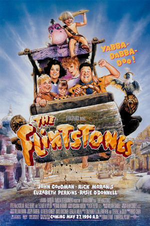 The Flintstones (1994) DVD Release Date