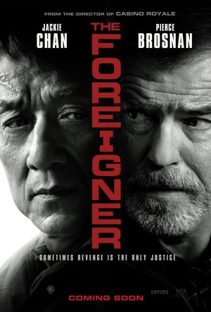 The Foreigner (2017) DVD Release Date