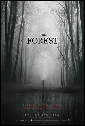 The Forest (2016) DVD Release Date