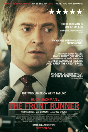 The Front Runner (2018) DVD Release Date
