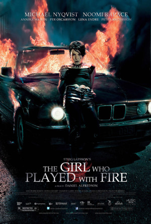The Girl Who Played with Fire (2009) DVD Release Date