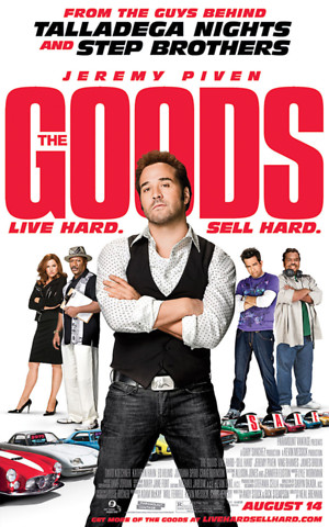 The Goods: Live Hard, Sell Hard (2009) DVD Release Date