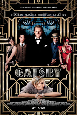 The Great Gatsby (2013) DVD Release Date