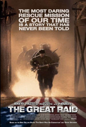 The Great Raid (2005) DVD Release Date