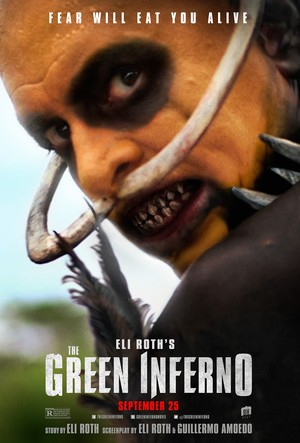 The Green Inferno (2013) DVD Release Date