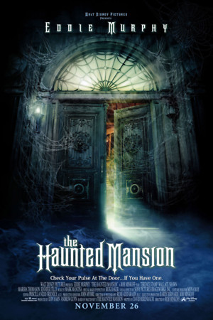 The Haunted Mansion (2003) DVD Release Date