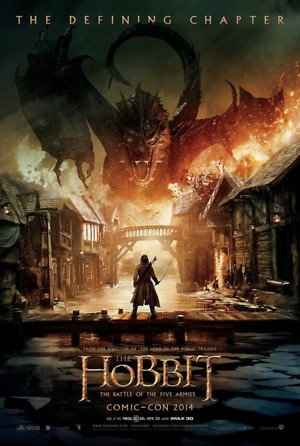 The Hobbit 3: The Battle of the Five Armies (2014) DVD Release Date