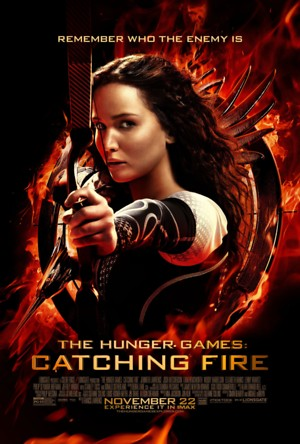 The Hunger Games: Catching Fire (2013) DVD Release Date