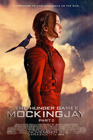 The Hunger Games: Mockingjay Part 2 (2015) DVD Release Date