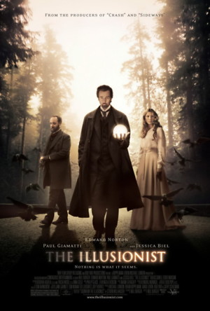 The Illusionist (2006) DVD Release Date