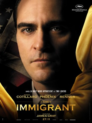 The Immigrant (2013) DVD Release Date