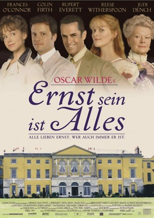 The Importance of Being Earnest (2002) DVD Release Date