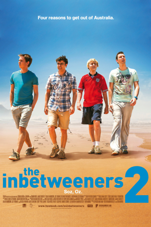 The Inbetweeners 2 (2014) DVD Release Date