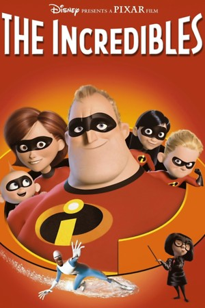 The Incredibles (2004) DVD Release Date