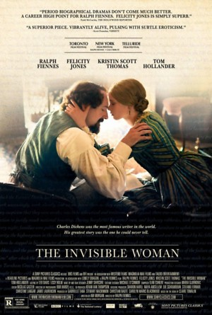 The Invisible Woman (2013) DVD Release Date