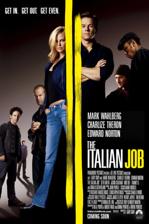 The Italian Job (2003) DVD Release Date