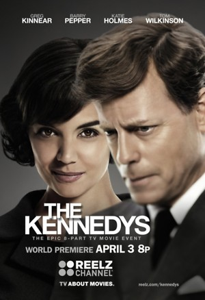 The Kennedys (2011 TV mini-series) DVD Release Date