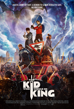 The Kid Who Would Be King (2019) DVD Release Date