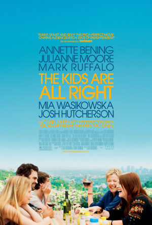 The Kids Are All Right (2010) DVD Release Date