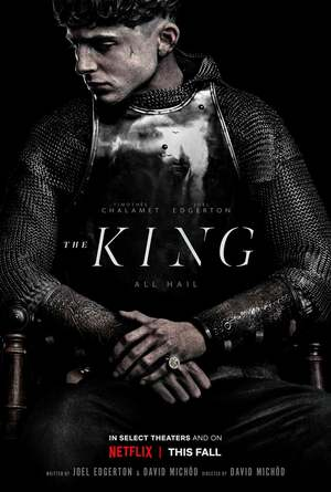 The King (2019) DVD Release Date