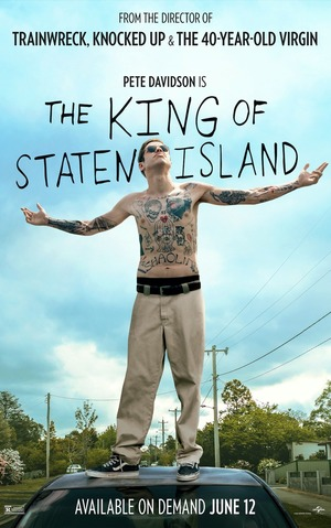 The King of Staten Island (2020) DVD Release Date