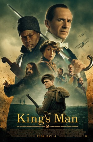 The King's Man (2021) DVD Release Date