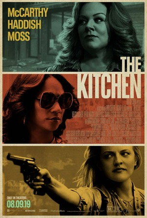 The Kitchen (2019) DVD Release Date