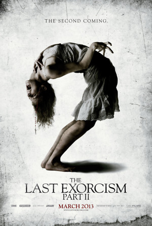 The Last Exorcism Part 2 (2013) DVD Release Date