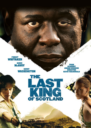 The Last King of Scotland (2006) DVD Release Date