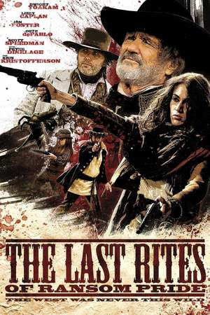 The Last Rites of Ransom Pride (2010) DVD Release Date