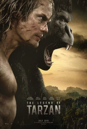The Legend of Tarzan (2016) DVD Release Date