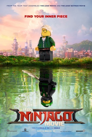 The LEGO Ninjago Movie (2017) DVD Release Date