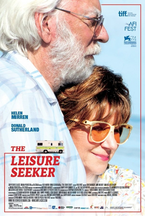 The Leisure Seeker (2017) DVD Release Date