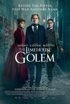 The Limehouse Golem (2016) DVD Release Date