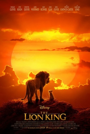 The Lion King (2019) DVD Release Date